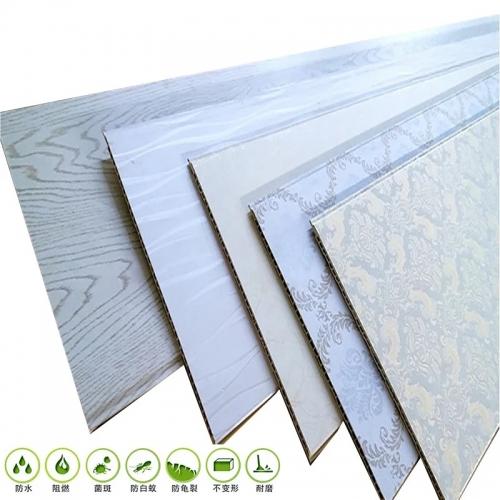 生态木快装墙板